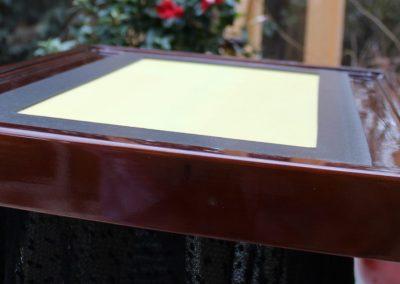 Kevlar panel